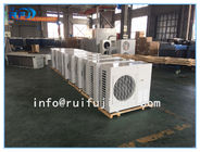 Chiny 24000W Standard Air Cooled Condenser In Refrigeration , Corrosion Resistance DD-37.2/200 fabryka