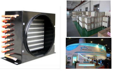 Chiny Air conditioner air cooled condenser coil FNA-0.25/1.3 , refrigerator condenser fabryka